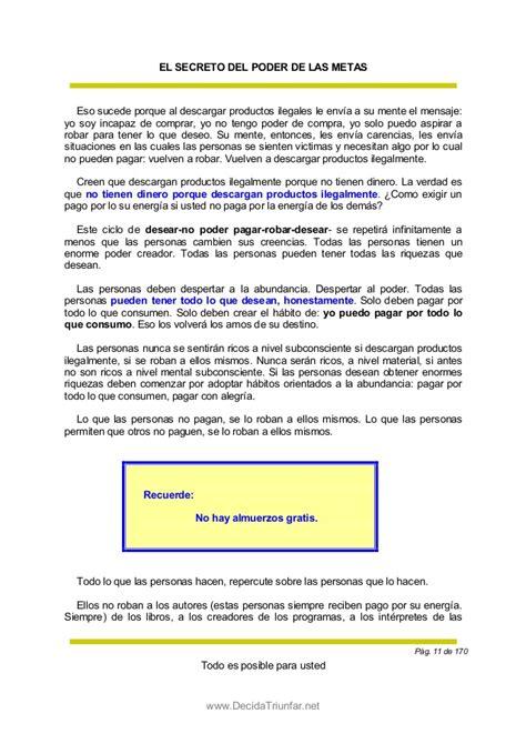 descargar el secreto de milton el poder del ahora para ninos libro de texto gratis el secreto del poder de las metas andrew corentt 2010