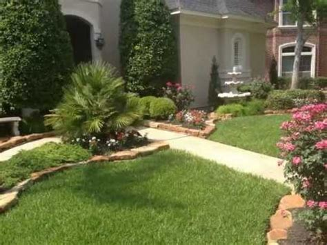 the woodlands spring conroe cypress tx landscaping