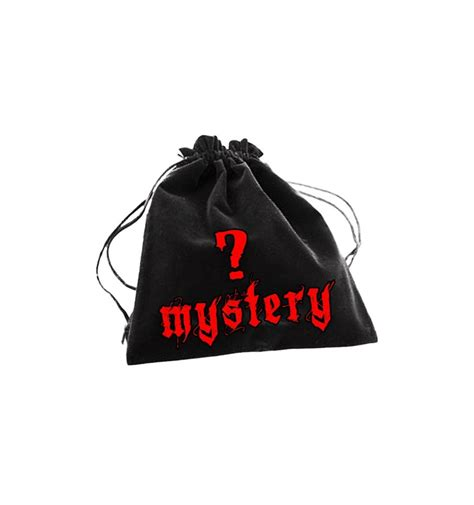 gothic clothing mystery bag  clothing  accessories