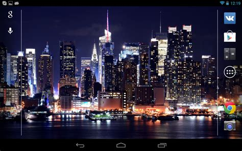 live new york new york live wallpaper android apps on play