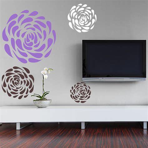 fiori per disegnare sagoma per disegnare fiori 3371x per la casa e per te