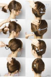 juda hairstyle steps 15 simple and easy hairstyles with useful tutorials