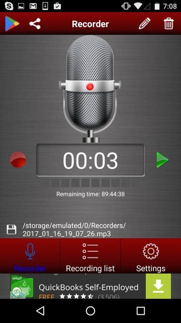 best android recording app 4 of the best voice recorder apps for android make tech