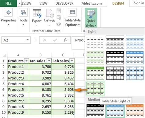 zebra pattern in excel how to highlight every other row or column in excel to