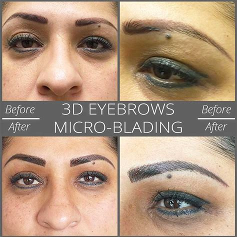 3d tattoo eyebrows las vegas we offer 3d eyebrows correction new u natural beauty las