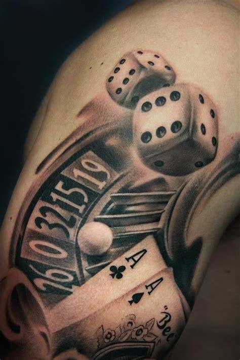 jogo tattoo maker 25 melhores ideias de tatuagem dos dados no pinterest