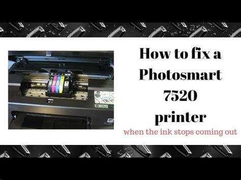 how to reset hp 2520hc printer hp 7520 reset hp photosmart plus reset