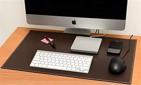Computer Desk Mats 23 Computer Desk Pad Reversible Color Design Stylish Mat Cover With Writing