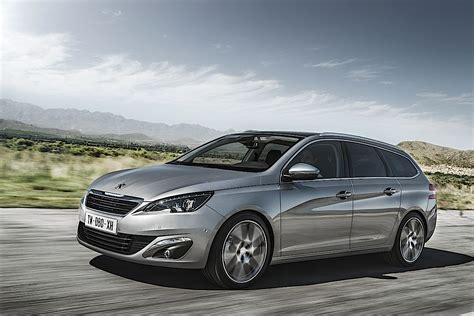 peugeot family drive peugeot 308 sw contemporary and spacious estate drive co uk