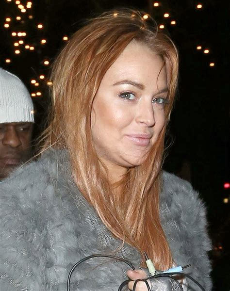 Lindsay Was Out Of by April 2014 Guilty Gossip