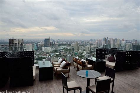 roof top bar in bangkok octave rooftop lounge bar bangkok marriott sukhumvit