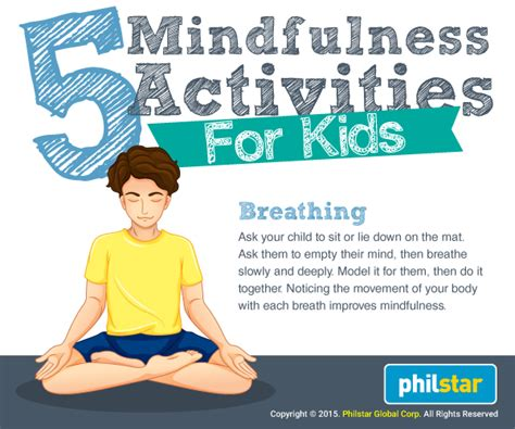 breathe like a 30 mindful moments for to feel calm and focused anytime anywhere books mindfulness exercise 1 breathing health and family