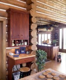 Log Home Kitchen Design Ideas pictures of kitchens traditional red kitchen cabinets kitchen 3