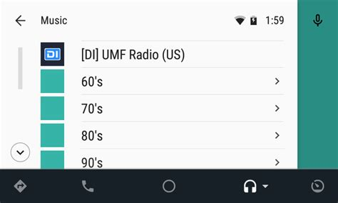 tunein radio android tunein radio on android auto brings the world s sounds to your car android central
