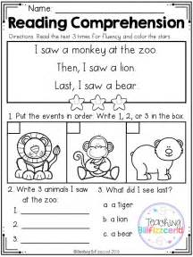 free 3rd grade reading sequencing worksheets reading