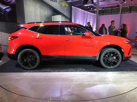 2019 Chevy Blazer by This Is The All New 2019 Chevy Blazer Gm Authority