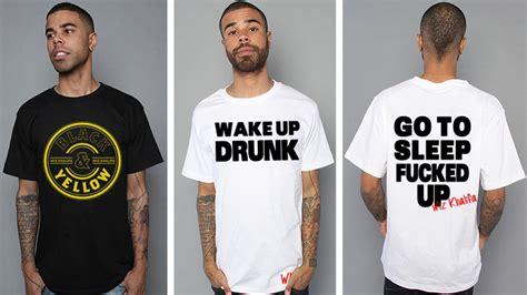 T Shirt Khalifah karmaloop exclusive wiz khalifah tees by klp