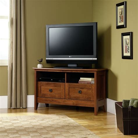 corner flat screen tv stand cabinet furniture media