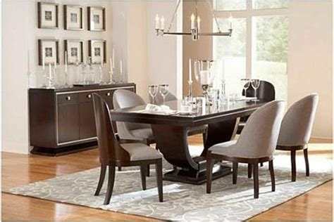 broyhill dining room table broyhill pinstripe dining pedestal table 8050 531sts
