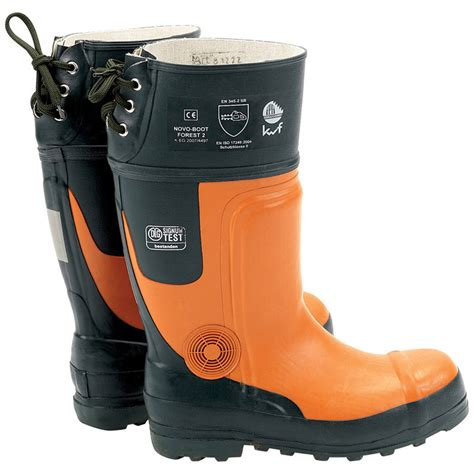 Boots Launches Boots Expert by 43 Draper 12063 Csb N Expert Chainsaw Boots Size 9 43