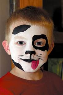 easy face paintings for halloween 45 examples of diy halloween makeup art and design