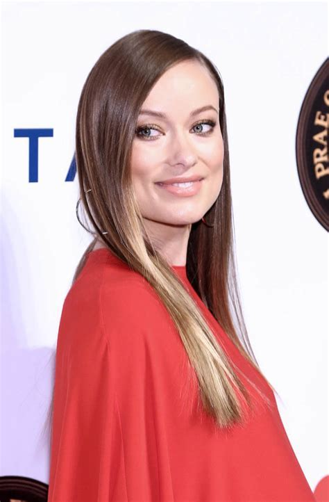 Olivia Wilde's red cloak dress Lainey Gossip Lifestyle