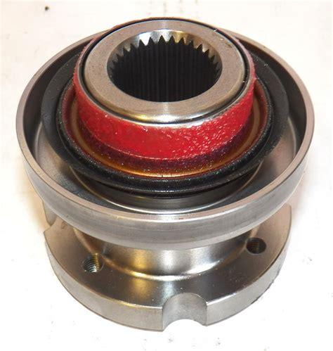 dodge front axle  spline differential serrated pinion flange yoke sku