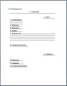Business Letter Indented Format When Do I Use A Semi Block Letter Sludgeport657 Web Fc2