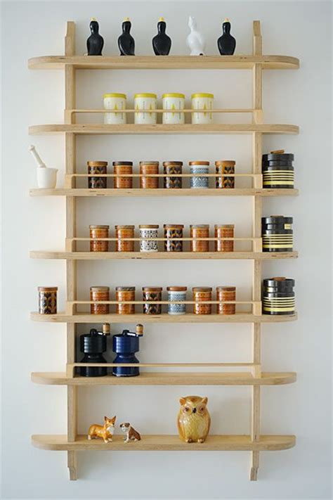 shallow pantry shelves handmade uk setyard