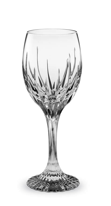 baccarat crystal barware baccarat crystal jupiter red wine glass