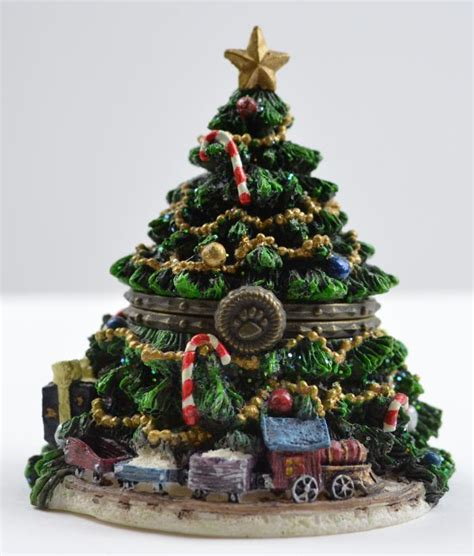 boyds bears kringle s christmas tree w frazier mcnibble