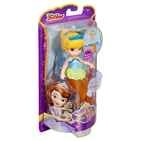 sofia the first bathroom disney sofia the first oona mermaid bath figure toys games