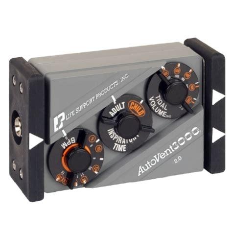 Automatic Transport Ventilator Autovent 3000 Avermed