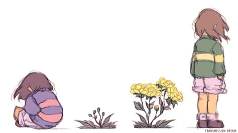 tumblr themes undertale transmissiondream undertale flora plants in this