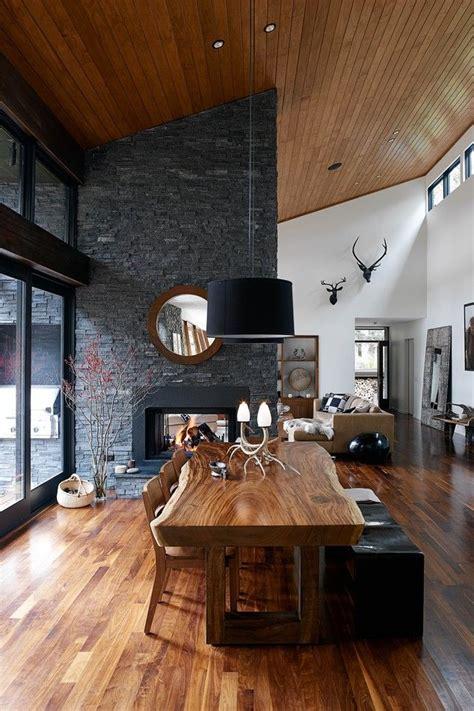 modern cabin interior the 25 best wooden house ideas on wooden