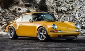 Stinger Porsche Here S A Look At Singer S Porsche 911 Quot Quot