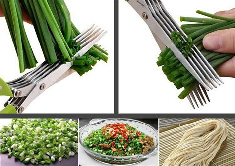 Gunting Sayur Unik gunting sayur kitchen scissors 5 layer 667 barang unik china barang unik murah grosir