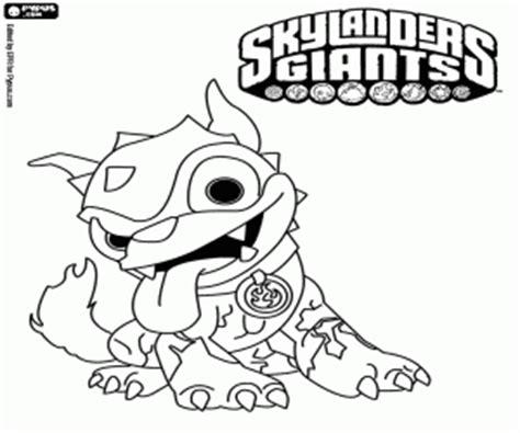 hot dog coloring page skylanders skylanders coloring pages printable games
