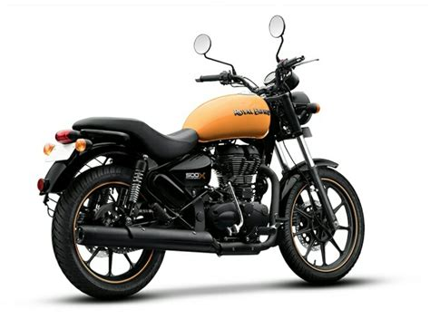 Thunderbird Mba Review by Royal Enfield Thunderbird 350x And 500x Launched In India
