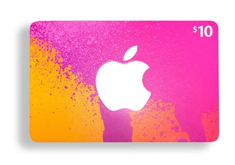 Itunes Gift Card 10 - top 10 gift cards ebay