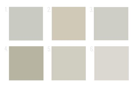 best colors for northeast facing rooms my go to neutral paint colors part one oh i design