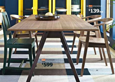 Ikea Stockholm Dining Table Ikea Stockholm Dining Table Furniture Pinterest
