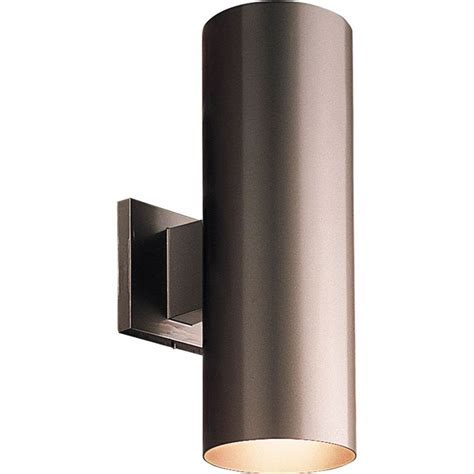 large outdoor up and down wall lights modern outdoor post lights wall mount led light fixtures
