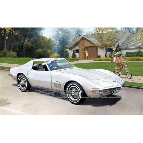 c3 corvette kits revell corvette c3 model kit 1 32 07361