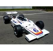 Eagle 1972 Indy Car By Histories  OldRacingCarscom