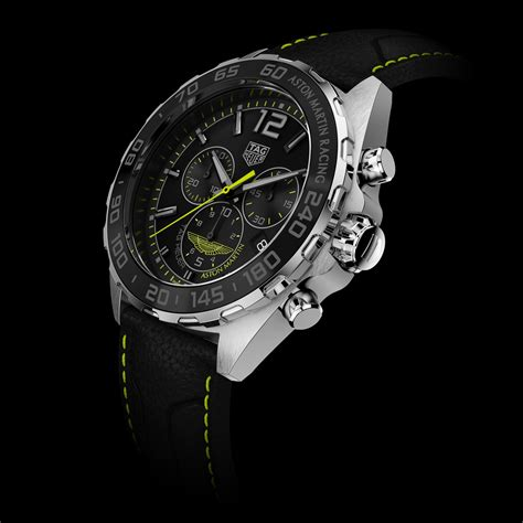 Aston Martin Price Tag by Introducing The Aston Martin Special Edition Tag Heuers