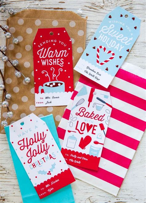 holiday printable gift tags christmas gift tags printable holiday gift tags christmas