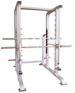 impact elevation series rmr303 smith machine power rack