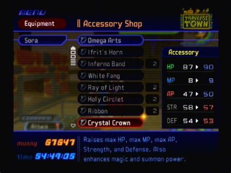 Karet Mallet King Equipment Kingdom Hearts Guide