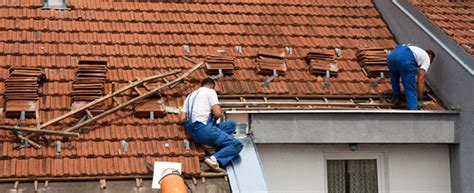 different types of roofing service and roofing materials